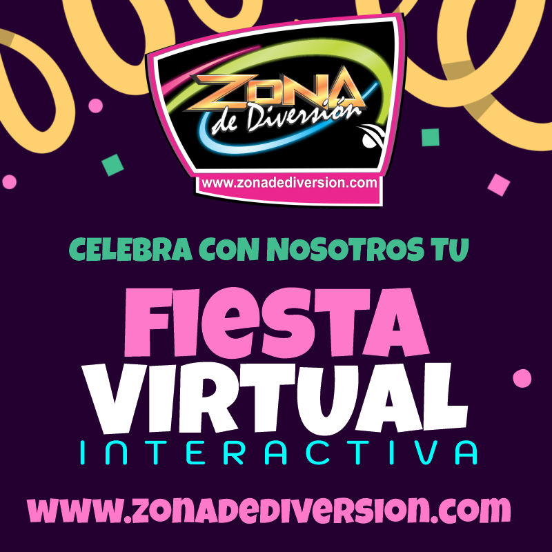 fiesta virtual on line niños recreacionistas bogota animacion eventos events colombia