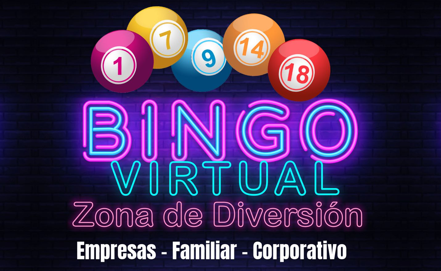 bingos virtuales bogota empresas corporativos premios alquiler bingos streaming shows dj dee jay animacion bingos virtuales bingo virtual eventos